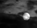 Stimmungsbild Mond